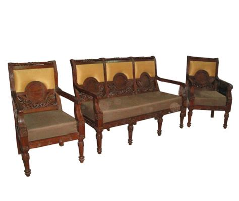 wooden carving sofa set wooden carved sofa set gujarat handicraft