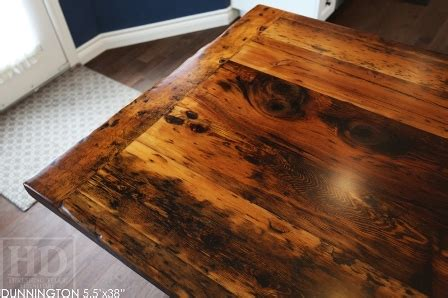 mennonite furniture kitchener reclaimed wood table kitchener ontario epoxy mennonite