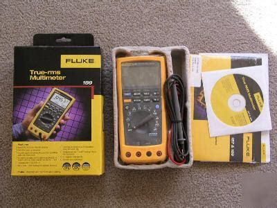 Multimeter Fluke 189 image gallery new fluke 189