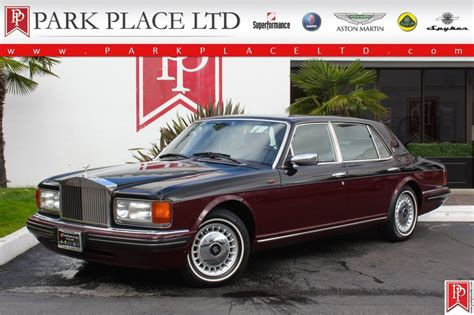 1996 rolls royce silver spur photos informations