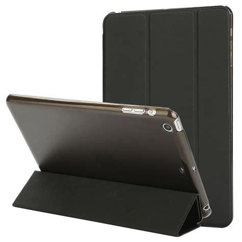 Mini 1 2 3 4 Apple Smart Oem Free Tempered Glass genuine magnetic slim leather smart cover for apple