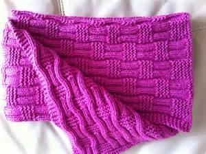 knitted baby comforter knitted baby blanket the hankerer