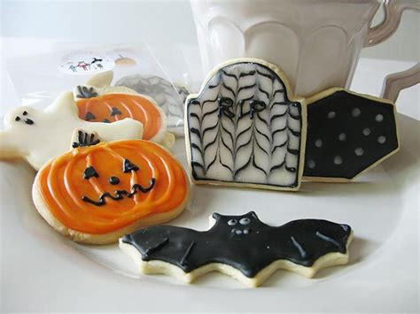 galletas para decorar con fondant en thermomix receta de galletas decoradas de halloween unareceta