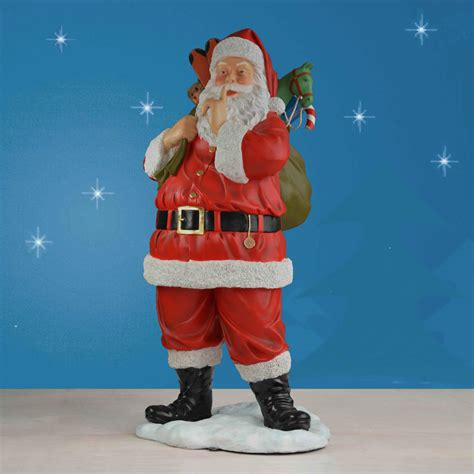 lifesize santa 28 images front porch decorations gifts