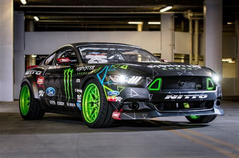 Mustang Rtr Giveaway - gittin shows off new competition 2016 mustang rtr drift car