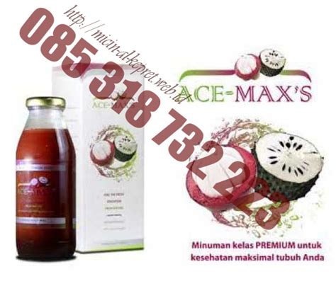 Vitamin Ace Maxs obat herbal syaraf gigi cara mengatasi syaraf kejepit