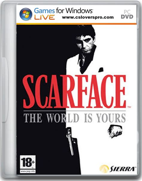 complete list of highly compressed full version pc games scarface the world is yours pc full version free download