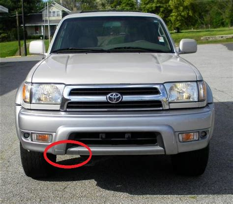 2000 toyota ta front bumper 1997 toyota 4runner bumper embly diagram toyota auto