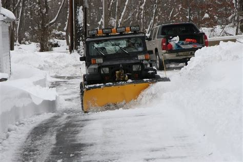 jeep wrangler snow plow 1993 jeep wrangler with meyer snow plow landscape