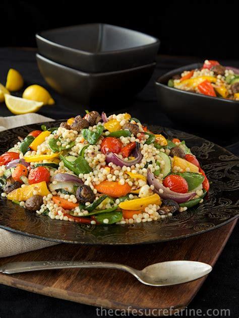 m s mediterranean vegetables mediterranean roasted vegetable and pearl pasta salad