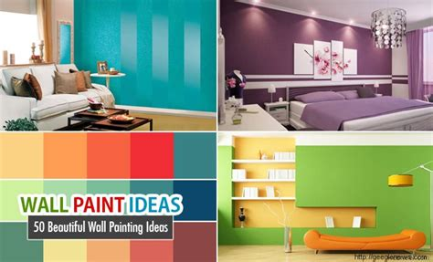 beautiful paint ideas for living room and kitchen paint 50 beautiful wall painting ideas and designs for living