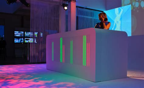Advanced Kitchen Design dj booth sterling surfaces solid surface thermoforming