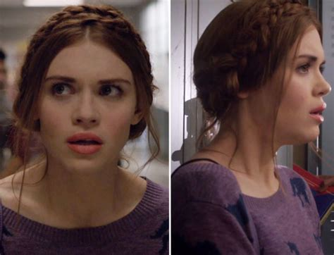 what is lydia martins plait hairstyle called lydia had the best hair on last night s teen wolf teen