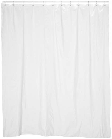 84 inch long shower curtain liner carnation home fashions 72 inch wide by 84 inch long vinyl