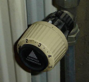 Danfoss Thermostaatknop