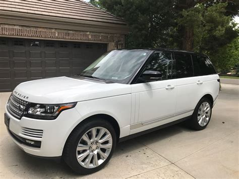 range rover land rover 2015 loaded 2015 land rover range rover hse offroad for sale