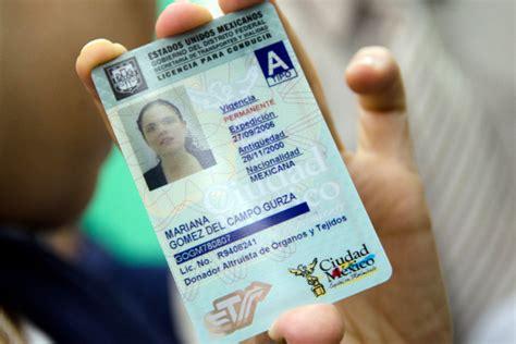 licencia de conducir mexico df ciudad de mexico licencia conducir emeequis