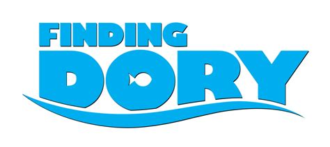 Finding Dory Logo pixar animation studios