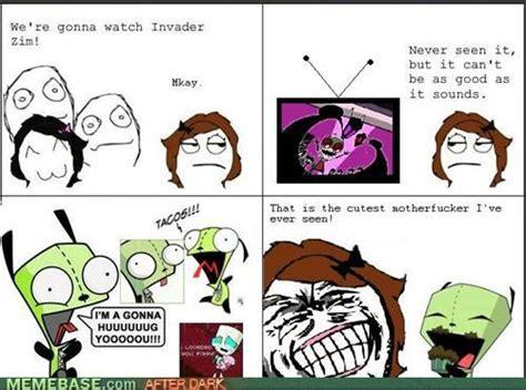 Invader Zim Memes - invader zim funny memes related keywords invader zim