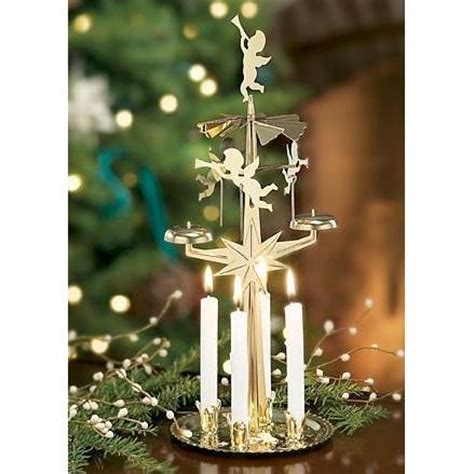 brass angel chimes original swedish christmas decoration