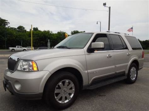 old car repair manuals 2004 lincoln navigator electronic valve timing find used 2004 lincoln navigator luxury in 1526 us highway 441 leesburg florida united states