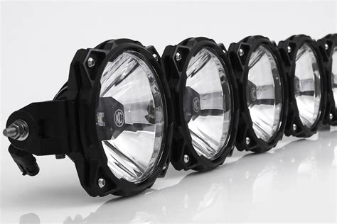 kc hilites led light bar new at summit racing equipment kc hilites gravity series