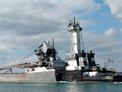 tugboat story tugboat engineers accused of polluting lake huron