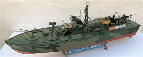 pt boat armament italeri 1 35 elco 80 pt boat by richard reynolds