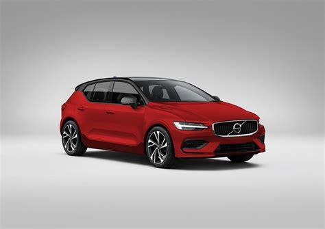 2019 Volvo In by 2019 Volvo V40 Says Cheese In New Renderings Autoevolution