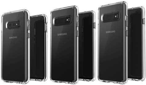 Samsung Galaxy S10 Lineup by Leaked Image Shows Three Models In Samsung Galaxy S10 Line Up Macrumors
