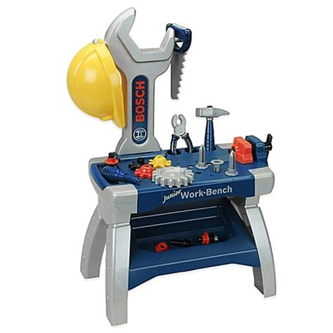 buy theo klein bosch toy junior workbench from bed bath