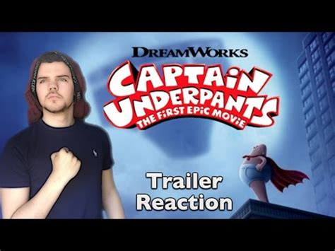 epic film trailer song captain underpants the first epic movie trailer 1