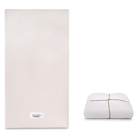 Babyletto Mini Crib Mattress Babyletto Coco Mini Crib Mattress With Smart Cover Bed Bath Beyond