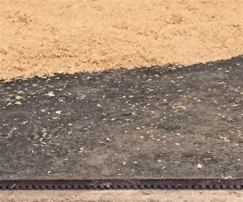 tappeto gommato per bambini tappeto gommato per cavalli 1 2 x 2 mt sp 15 mm rigato non