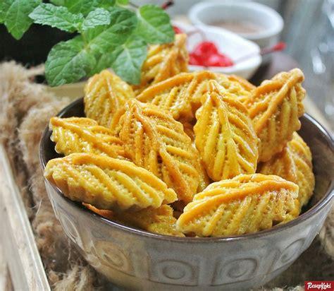 Kue Nastar Nastar Kejukue Lebaran kue kering nastar bentuk daun lembut enak cantik resep