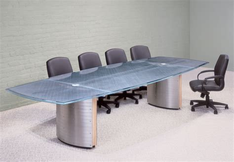 Glass Meeting Table Glass Conference Tables Modern Glass Top Conference Tables Stoneline Designs