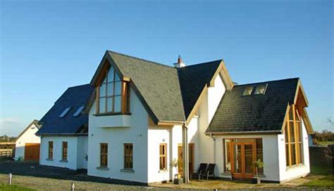 house design magazines ireland self builds portfolio the timber frame company uk