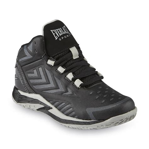 everlast basketball shoes everlast 174 sport boy s dribble high top basketball shoe