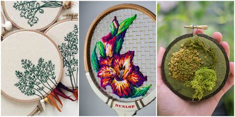 embroidery ideas 10 stunning embroidery ideas you re going to want to try