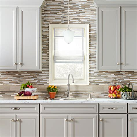Lowes Kitchen Backsplashes Three Kitchen Makeovers
