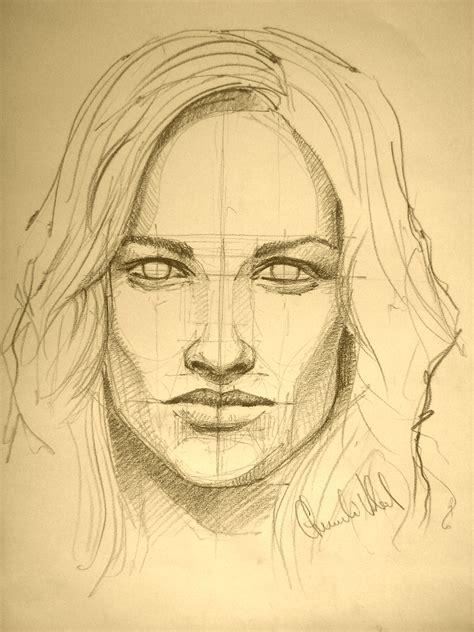 Portraits And Sketches by Sketch Portrait 1 By Vladgheneli On Deviantart