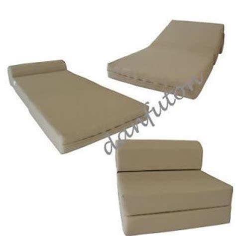 Sleeper Chair Folding Foam Bed Sleeper Chair Folding Foam Bed Studio Sofa Foam Beds 24 W X 70 L