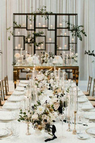 24 cool minimalist wedding decor ideas wedding forward