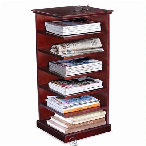 Readers Nightstand the organized reader s bookstand bookshelf stand mahogany finish wooden ebay