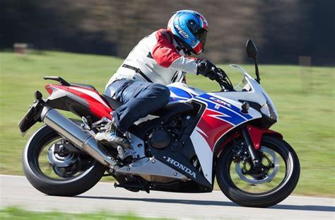 Supersport Motorrad Führerschein by Testbericht Honda Cbr500r Supersport Test 1000ps At