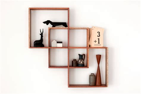 Wall Hanging Wooden Shelves 3 Shadow Box Display Cabinet To Display Your Treasures