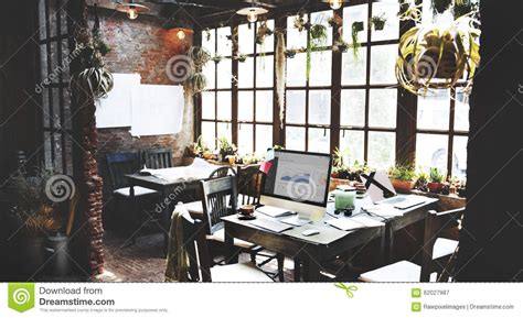 home office design concepts home office design workspace room concept stock image
