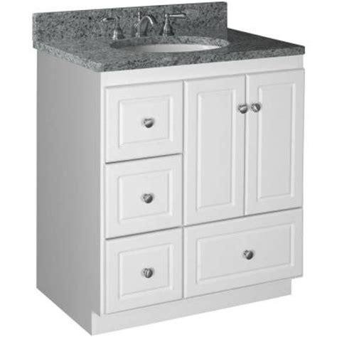 home depot bathroom vanities 30 simplicity by strasser ultraline 30 in w x 21 in d x 34