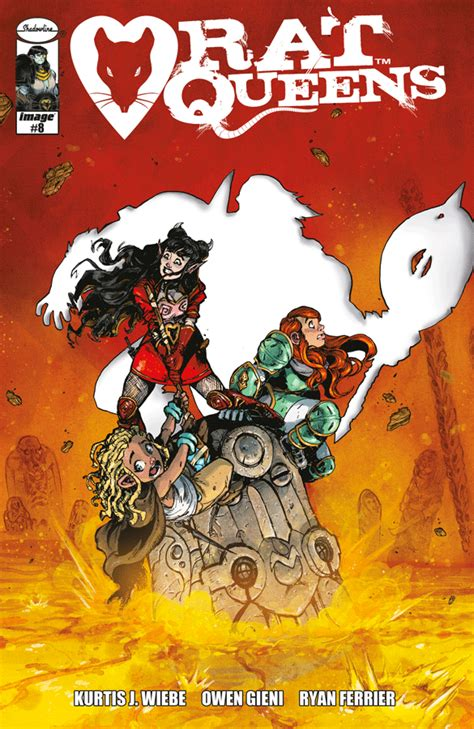 libro rat queens volume 3 rat queens vol 2 8 releases image comics