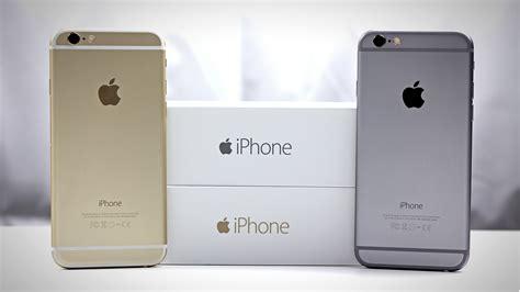 Iphone 6 64 Grey Gold Murah iphone 6 unboxing gold space gray